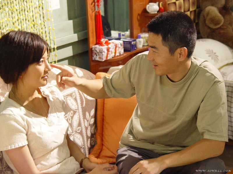 Wei Zhao and Jianbin Chen in Yu guanyin (2003)