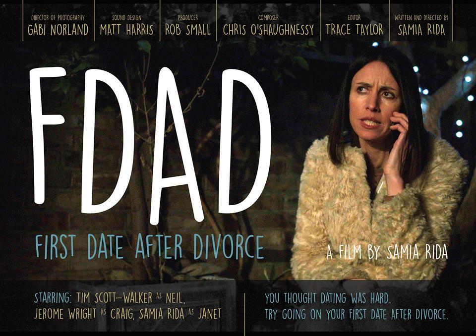 First date after divorce