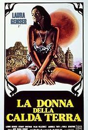 La mujer de la tierra caliente Poster