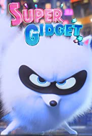Super Gidget Poster