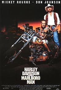 Harley Davidson And The Marlboro Manห้าวใจเหล็ก