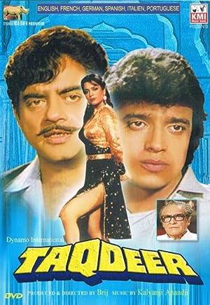 Zeenat Aman Taqdeer Movie