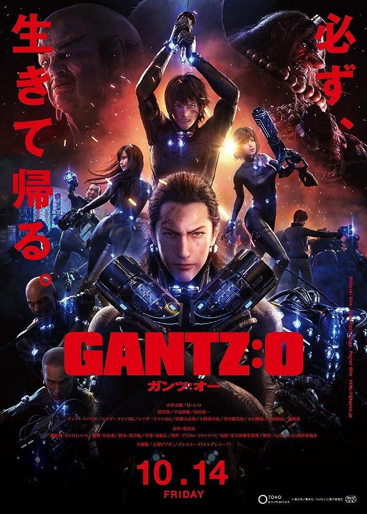 GANTZ: O (2016) online