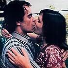 Rossana Ghessa and Roberto Pirillo in A Pantera Nua (1979)