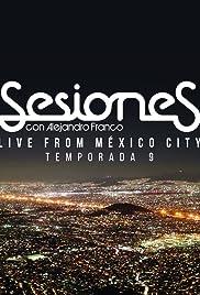SesioneS con Alejandro Franco Poster