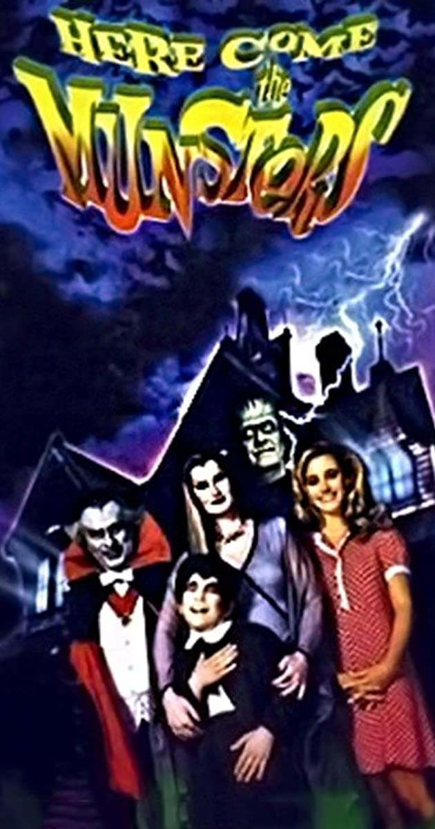 Here Come The Munsters Tv Movie 1995 Imdb