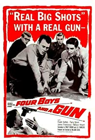 Primary photo for Four Boys and a Gun