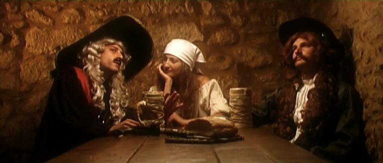 Alba Rohrwacher and Maurizio Tesei in Kiss Me Lorena (2005)