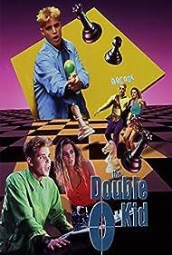 Corey Haim and Nicole Eggert in The Double 0 Kid (1992)