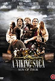 A Viking Saga Son Of Thor Poster