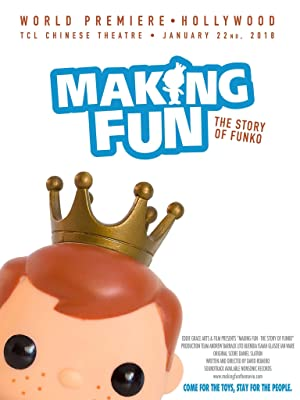 Permalink to Movie Making Fun: The Story of Funko (2018)