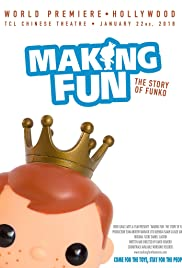 Making Fun: The Story of Funko Poster