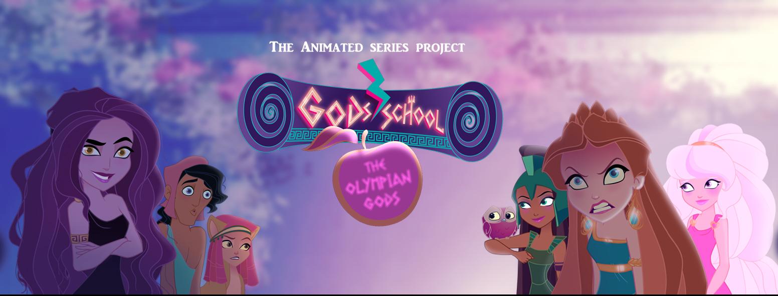 دانلود زیرنویس فارسی سریال Gods School