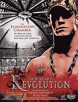 Kevin Dunn WWE New Year's Revolution Movie