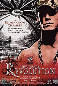 Primary photo for WWE New Year's Revolution