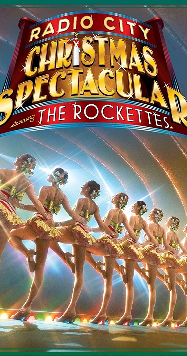 Christmas Spectacular Starring the Radio City Rockettes – At Home Holiday Special (2020)