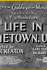 Life in Sometown, U.S.A. Poster