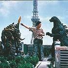 Kôichi Kawakita in Gojira vs. Mosura (1992)