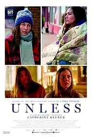 Unless (2018) Poster - Movie Forum, Cast, Reviews
