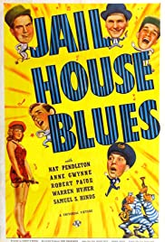 Jail House Blues Poster