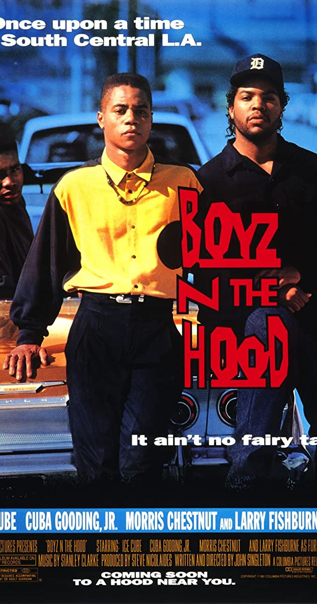 Boyz N The Hood Stream Deutsch
