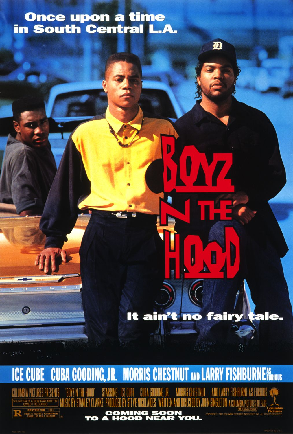 Boyz n the Hood (1991) BluRay 480p, 720p & 1080p