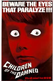 Children of the Damned (1964) Poster - Movie Forum, Cast, Reviews