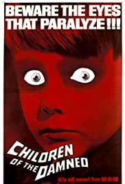 Children of the Damned Poster