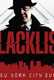 An Evening with the Blacklist Poster