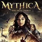 Adam Johnson, Jake Stormoen, and Melanie Stone in Mythica: The Iron Crown (2016)