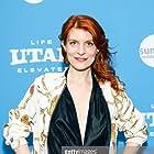 Keri Safran at the Sundance Premiere of Imaginary Order