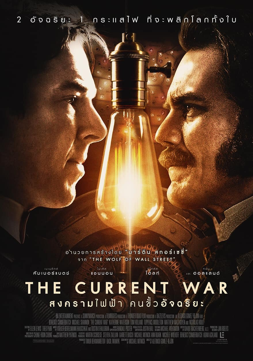 The Current War 2017 BRRip 720p Full English Movie Download