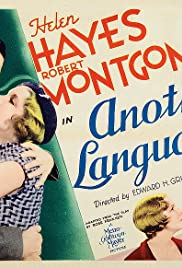 Another Language(1933) Poster - Movie Forum, Cast, Reviews