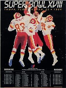 Beste nettsted for online film å se gratis Super Bowl XVIII by Sandy Grossman USA  [WEBRip] [640x640]