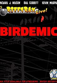 RiffTrax Live: Birdemic - Shock and Terror Poster