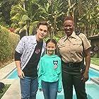 Treisa Gary and Ricardo Hurtado in Malibu Rescue (2019)