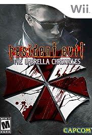 Resident Evil: The Umbrella Chronicles Poster