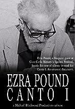 Ezra Pound: Canto I