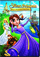 Księżniczka łabędzi i piraci / The Swan Princess: Princess Tomorrow, Pirate Today! – Lektor – 2016