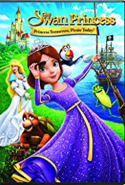 The Swan Princess: Princess Tomorrow, Pirate Today! Poster