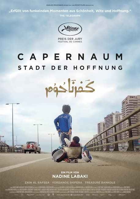 Capharnaüm: It takes courage to hope.