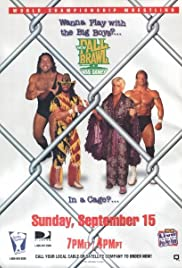 WCW Fall Brawl Poster