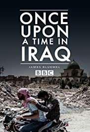 Once Upon a Time in Iraq Poster