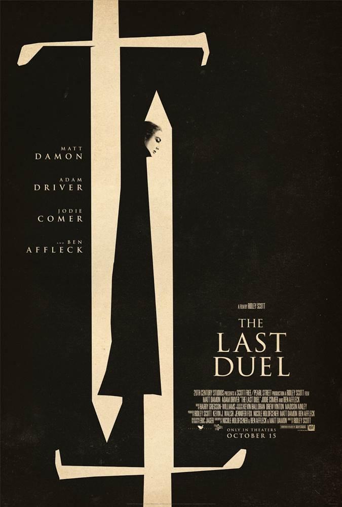 Jodie Comer in The Last Duel (2021)