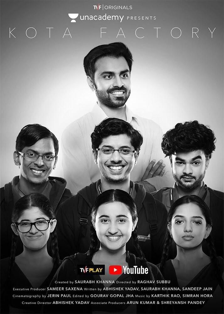 Kota Factory (2021) Season 2 Hindi Dubbed (Netflix)