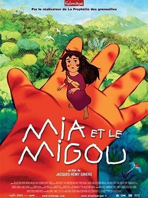 Animation Mia and the Migoo Movie