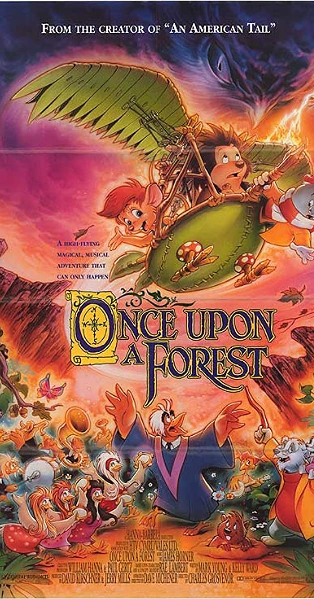Once Upon a Forest (1993) - IMDb