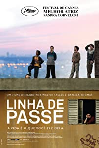 Free download movies full version Linha de Passe [640x640]