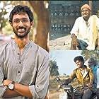 Raam Reddy, Abhishek H.N., and Channegowda in Thithi (2015)