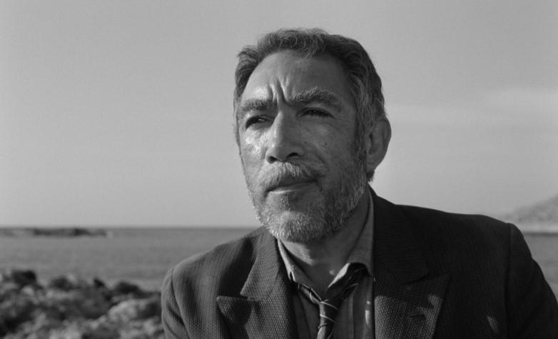 Anthony Quinn, Alexis Zorbas'ta (1964)